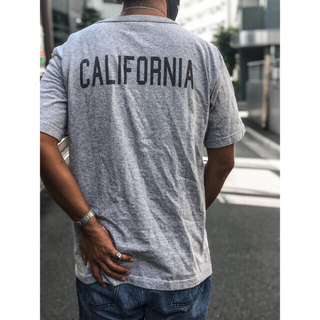 スタンダードカリフォルニア(STANDARD CALIFORNIA)のstandard california✖️チャンピオン 限定 キムタク Tシャツ(Tシャツ/カットソー(半袖/袖なし))