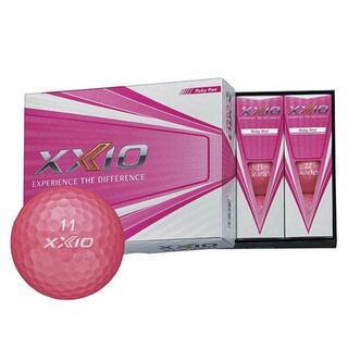 ダンロップ(DUNLOP)のゼクシオ イレブン XXIO 11 ゴルフボール ピンク 1ダース(その他)
