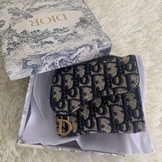 クリスチャンディオール(Christian Dior)のChristian Dior   クリスチャンディオール 折り財布(折り財布)