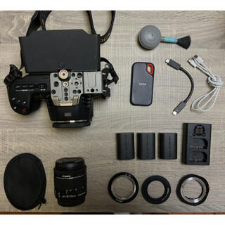 SONY - Blackmagic Pocket Cinema Camera 6K bmpcc