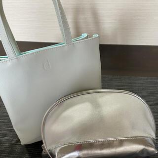 SHISEIDO (資生堂) - 資生堂 ノベルティ 化粧ポーチ ミニバッグ