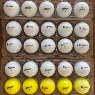 スリクソン(Srixon)のロストボール スリクソン 25個(ゴルフ)