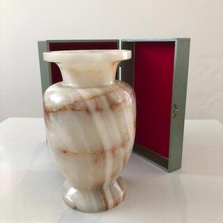 アンティーク 大理石花瓶 壺