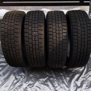ダンロップ(DUNLOP)のスタッドレスタイヤ 185/60R16(タイヤ)