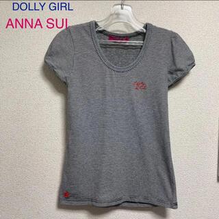 ドーリーガールバイアナスイ(DOLLY GIRL BY ANNA SUI)のドーリーガール アナスイ Tシャツ トップス(カットソー(半袖/袖なし))