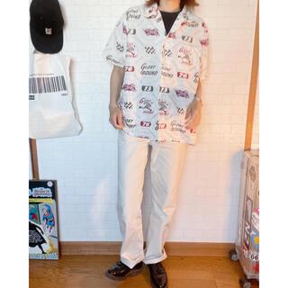 ステューシー(STUSSY)のクーティープロダクションズ アロハシャツ オーバーサイズ(シャツ)