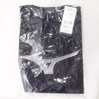 ミズノ(MIZUNO)のMIZUNO スポーツウェアTシャツ メンズ ネイビー(ウェア)