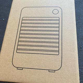ムジルシリョウヒン(MUJI (無印良品))の無印良品 USB卓上冷風扇 新品(扇風機)