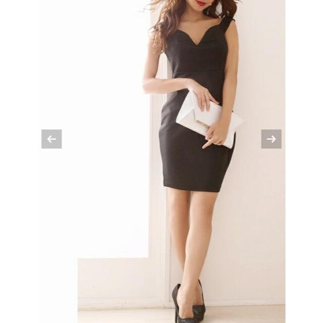 dazzy store(デイジーストア)の【新品未使用】キャバドレス*ワンピース レディースのフォーマル/ドレス(ミニドレス)の商品写真