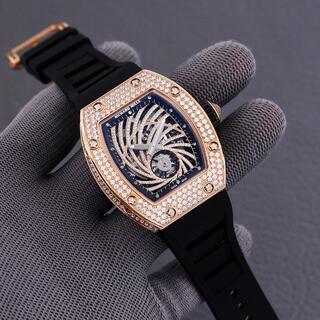 イチパーセント(1%)のリシャールミル RM51-02 メンズ 腕時計 自動巻き(その他)