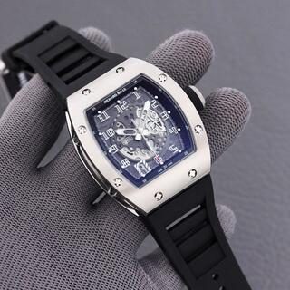 イチパーセント(1%)のリシャールミル RM010メンズ 腕時計 自動巻き(その他)