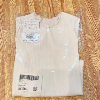 ブリーズ(BREEZE)のbreeze メローリブTシャツ(Tシャツ/カットソー)