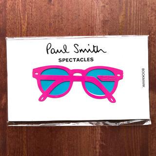 ポールスミス(Paul Smith)の◆ ポールスミス メガネ型ブックマーク ◆ ピンク(その他)