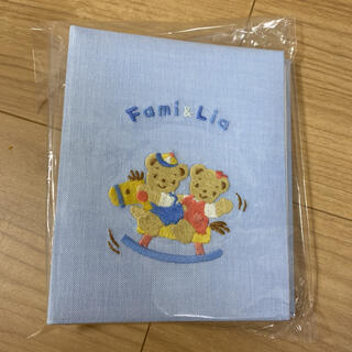 ファミリア(familiar)のfamiliar ファミリア ミニアルバム L版80枚収納 フォト 写真(アルバム)