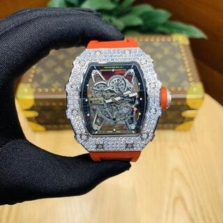 イチパーセント(1%)のリシャールミル RM35-02 メンズ 腕時計 自動巻き(その他)