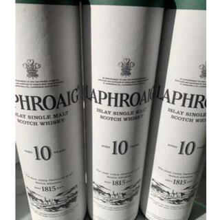 LAPHROAIG10years 750ml 43° 3本セット❤️新品(ウイスキー)