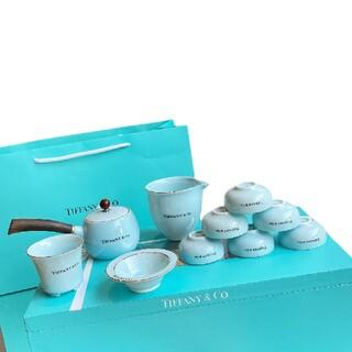 Tiffany & Co. - TIFFANY&CO人気の茶道具のスーツ