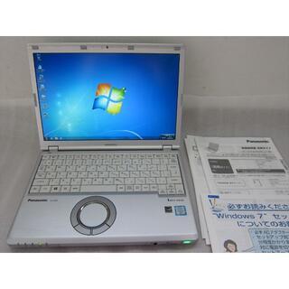 Panasonic - パナソニックCore i5-6300U/4G/320G/12.1型フルHD