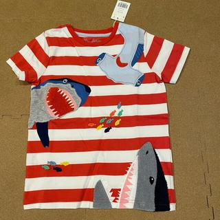 ボーデン(Boden)のミニボーデン  6-7y(Tシャツ/カットソー)