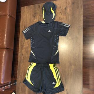 アディダス(adidas)のadidas adiZERO レディース ランニング Tシャツ パンツ キャップ(ランニング/ジョギング)