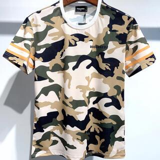 DSQUARED2 - DSQUARED2(DT852) Tシャツ M-3XLサイズ選択