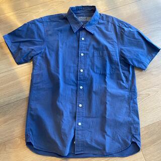 ムジルシリョウヒン(MUJI (無印良品))の無印良品 メンズシャツ L(シャツ)