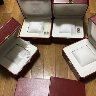 Cartier - カルティエ 空箱 説明書 冊子 駒 まとめ売り