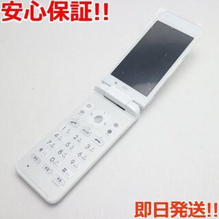 京セラ - 新品同様 au KYF31 GRATINA 4G ホワイト