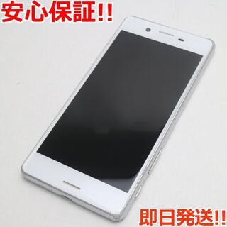 エクスペリア(Xperia)の良品中古 au SOV33 Xperia X Performance ホワイト (スマートフォン本体)