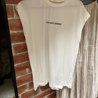 ミラオーウェン(Mila Owen)のグラフィックTシャツ(Tシャツ/カットソー(半袖/袖なし))