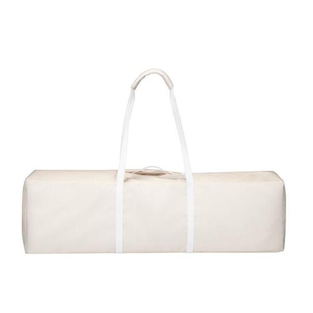 Aprica(アップリカ)の新品 送込 Aprica ベビーベッド ココネルエアー ミルクホワイト キッズ/ベビー/マタニティの寝具/家具(ベビーベッド)の商品写真