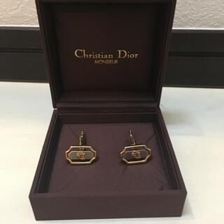 クリスチャンディオール(Christian Dior)のクリスチャンディオール カフス 箱付き(カフリンクス)
