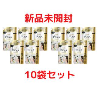 カオウ(花王)のフレア フレグランス IROKA 柔軟剤 ネイキッドリリーの香り 詰め替え(洗剤/柔軟剤)