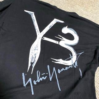 Y-3 - Y-3 ビックロゴシルエット Tシャツ