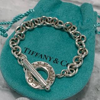 Tiffany & Co. - オールドティファニー TIFFANY トグル リンクチェーン ブレスレット