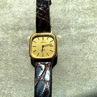 オメガ(OMEGA)のOMEGA・デビル・クウォーツ・レディース時計 20210720(腕時計)