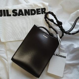 Jil Sander - 【即日出荷】JILSANDER ショルダーバッグ small ブラック