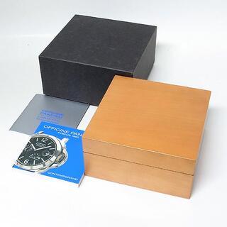 ブライトリング(BREITLING)の【オフィチーネ パネライ/OFFICINE PANERAI】時計用ケース・箱(その他)