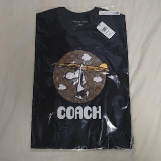 コーチ(COACH)の【日本限定】COACH X PEANUTS スポーツ スヌーピー シグネチャー(Tシャツ/カットソー(半袖/袖なし))