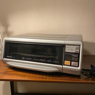 パナソニック(Panasonic)のPanasonic NF-MG1-S 廃盤 マルチグリラー(調理機器)