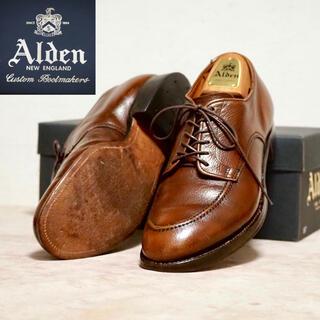 オールデン(Alden)のAlden オールデン モディファイドラスト Moc Toe Ox.(ドレス/ビジネス)
