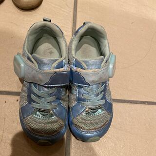 ムーンスター(MOONSTAR )の光る靴(スニーカー)