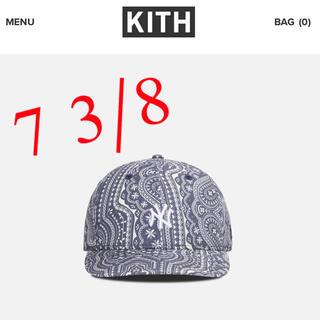 NEW ERA - KITH NEW ERA Bandana Paisley  Hat Cap