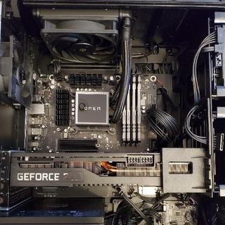 ヒューレットパッカード(HP)のHP OMEN 30L ゲーミングデスクトップ Core i9 RTX3080(デスクトップ型PC)