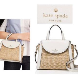 ケイトスペードニューヨーク(kate spade new york)の31日まで限定値下げ⭐︎Kate spade new york♡ かごバッグ(かごバッグ/ストローバッグ)