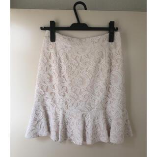 グレースコンチネンタル(GRACE CONTINENTAL)の新品スカート(ひざ丈スカート)