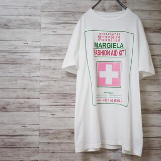 マルタンマルジェラ(Maison Martin Margiela)のMAISON MARGIELA 19AW Fashion Aid Tee(Tシャツ/カットソー(半袖/袖なし))