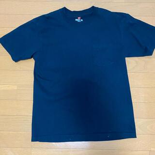 ヘインズ(Hanes)のヘインズ ビーフィー 黒 L(Tシャツ/カットソー(半袖/袖なし))