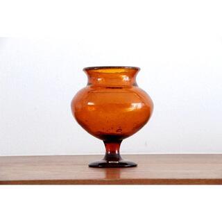 マリメッコ(marimekko)のErik Hoglund エリックホグラン フラワーベース 花瓶(ガラス)
