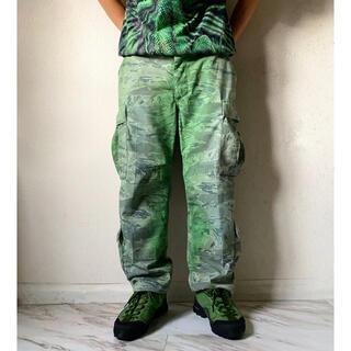 """ヨウジヤマモト(Yohji Yamamoto)の""""スペシャルリメイク"""" vintage us.army propper パンツ(ワークパンツ/カーゴパンツ)"""